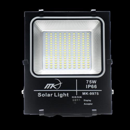 Đèn Pha Năng Lượng Mặt Trời MK 9975 75W Siêu hiện đại