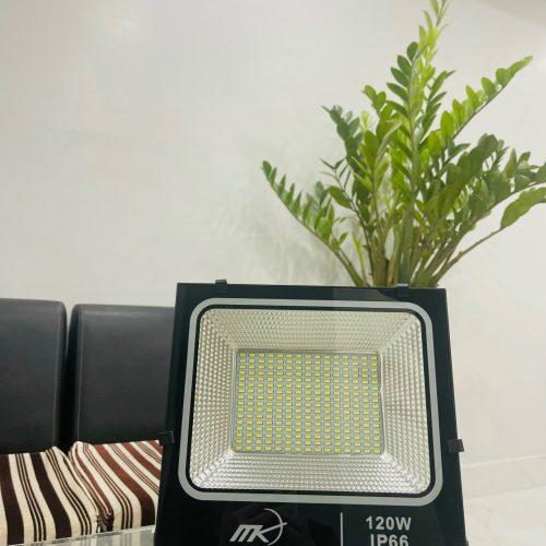 Đèn pha Năng lượng Mặt trời MK- 99120 120W| Đèn thông minh